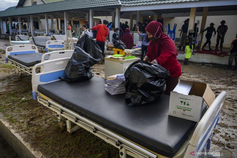 BPBD: Pelayanan RSUD Sigi kembali normal pascabanjir