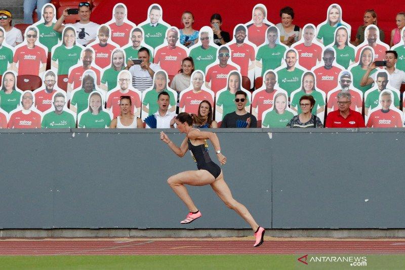Pandemi dorong warga dunia gemari atletik