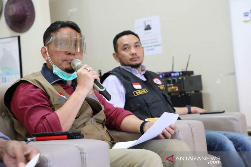 GTPP Bantaeng tutup sementara Puskesmas Kota untuk keperluan pelacakan