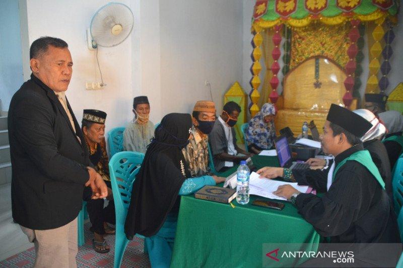 Puluhan pasangan wilayah terpencil Pinogu belum miliki buku nikah