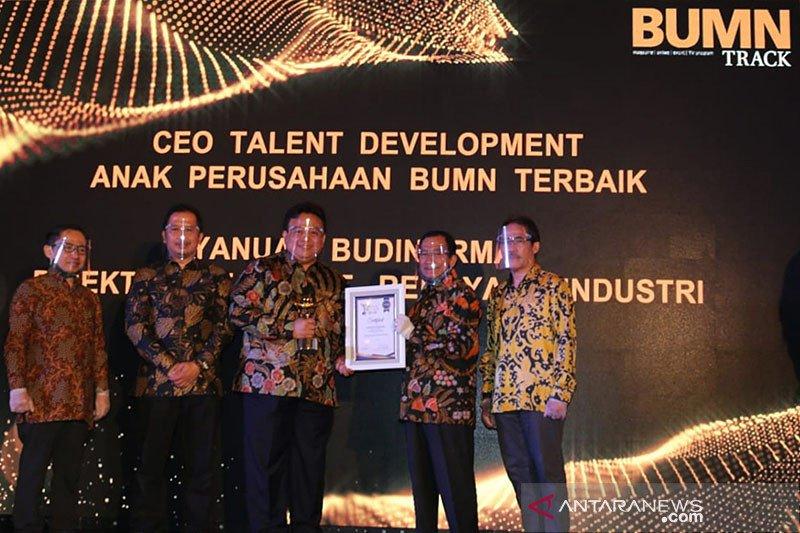 Rekind raih tiga penghargaan Anugerah BUMN 2020