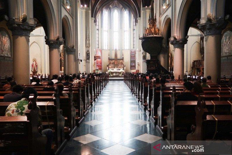 Tokoh agama: Edukasi gereja tingkatkan kedisiplinan protokol kesehatan