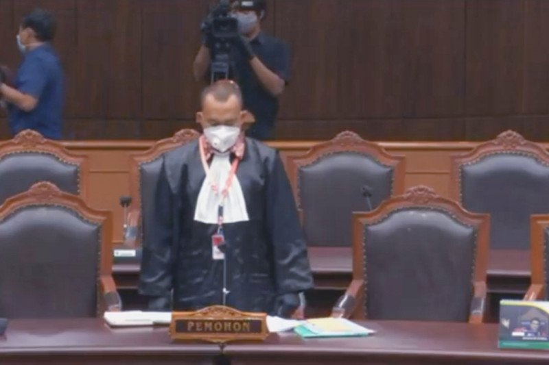 Sidang MK, kuasa hukum akui Ki Gendeng Pamungkas sudah meninggal