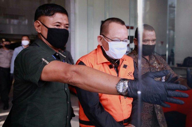 KPK panggil empat saksi kasus suap-gratifikasi perkara di MA
