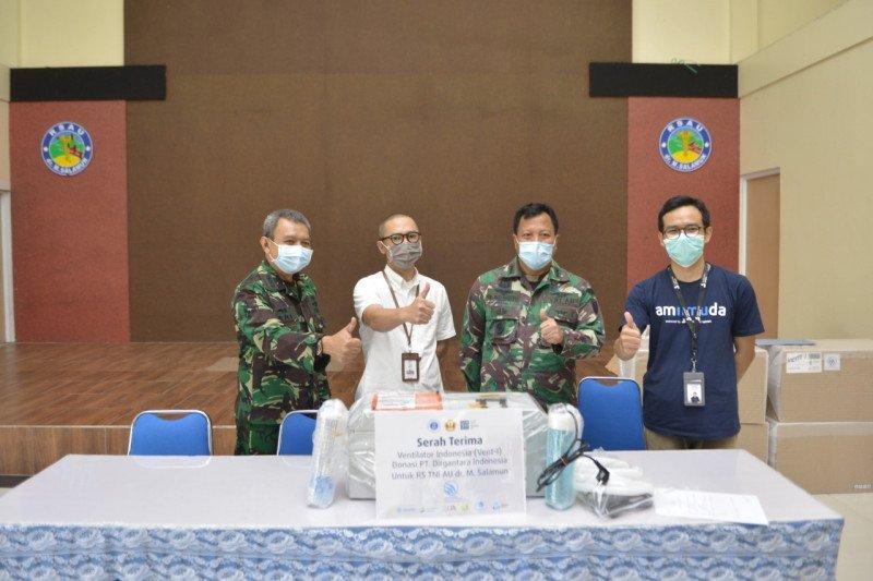 PTDI serahkan Ventilator Indonesia ke rumah sakit di Bandung