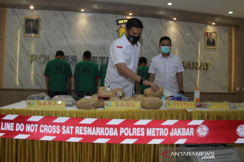 Polisi buru bandar besar narkoba jaringan Aceh