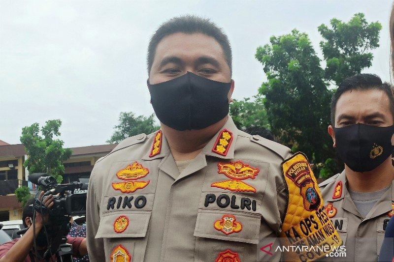Polisi temukan alat kontrasepsi saat tangkap artis H di hotel Medan