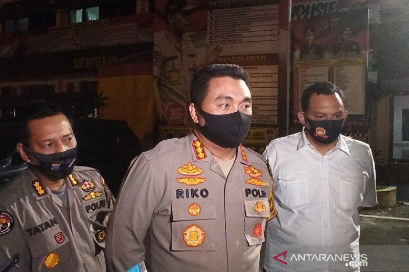 Polisi sebut pemesan artis FTV yang ditangkap di Medan berinisial A