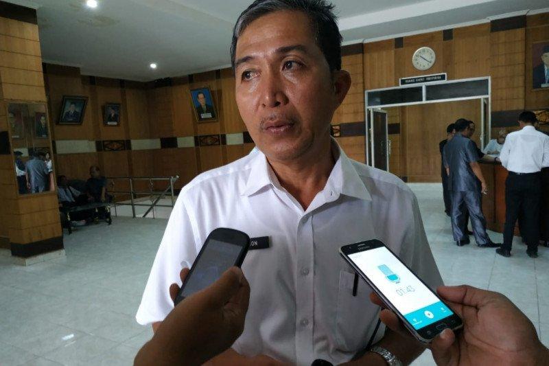 DPKP OKU aktifkan lagii posko pemadam kebakaran Lubuk Batang