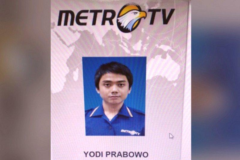 Penyebab kematian editor Metro TV akibat luka tusuk