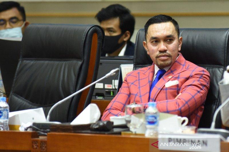 Wakil Ketua Komisi III DPR tegaskan kawal kasus MRS diproses terbuka