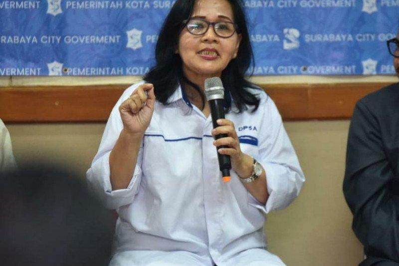 Kepala DP5A Surabaya meninggal diduga akibat COVID-19