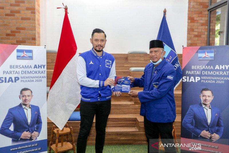 Mantan pelatih Timnas U-23 Rahmad Darmawan gabung Partai Demokrat