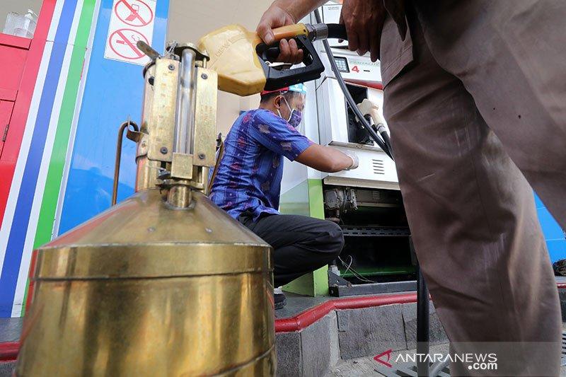 Konsumsi BBM dan elpiji di Jatim meningkat akhir September