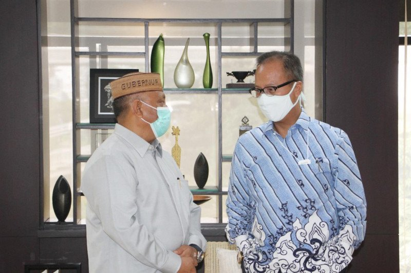 Kemenperin fasilitasi pengembangan tambak udang vaname di Gorontalo