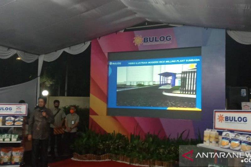 Bulog NTB sudah membeli beras petani senilai Rp431,67 miliar