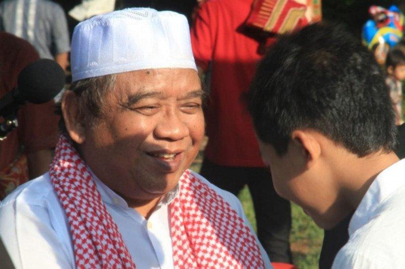 Ketum LDII Abdullah Syam tutup usia