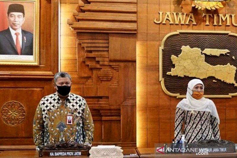 Kepala Bappeda Jatim meninggal usai berjuang lawan COVID-19