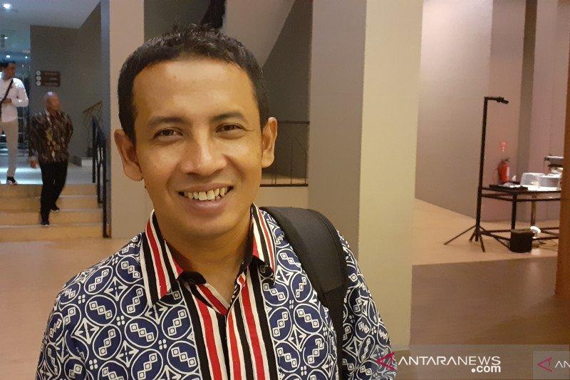 Anggota KPU Sumbar Nova Indra wafat