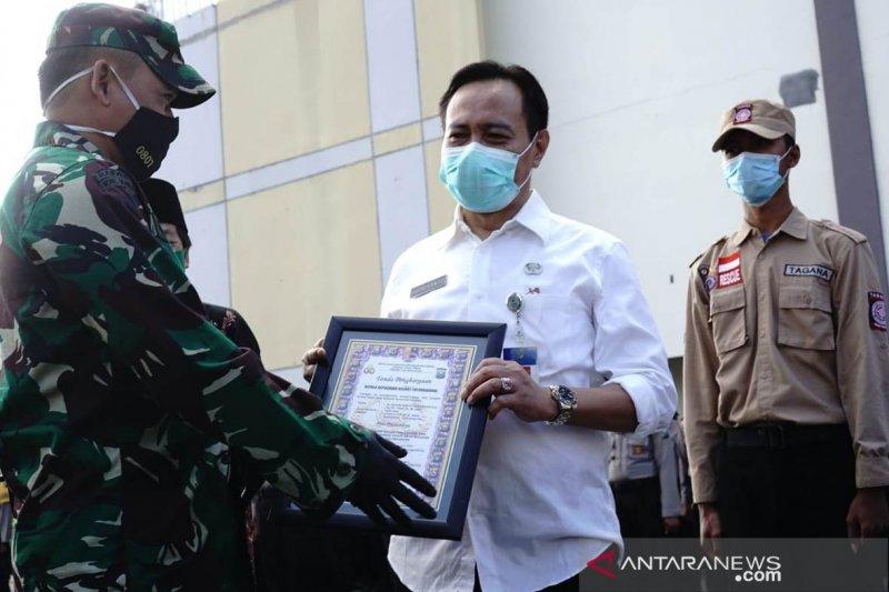 Dr Supriyanto: Penggunaan sarung tangan picu penularan virus corona