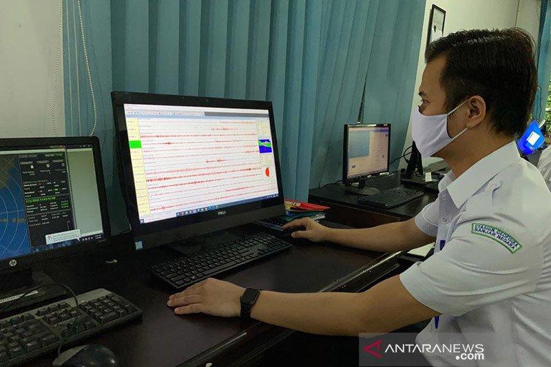 Stageof Banjarnegara pasang sistem peringatan dini gempa bumi