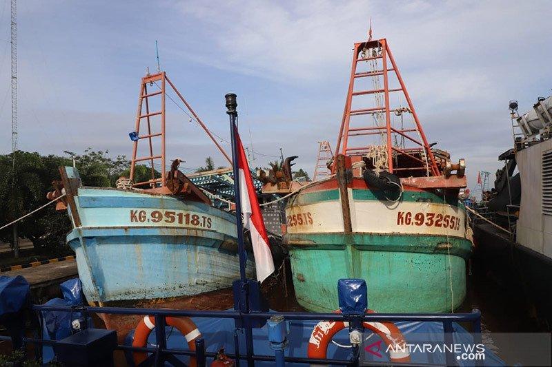 Menteri Edhy tegaskan tidak antipenenggelaman kapal pencuri ikan
