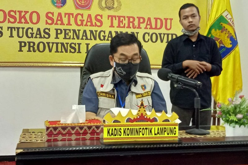 Bayi satu bulan di Lampung terkonfirmasi positif COVID-19