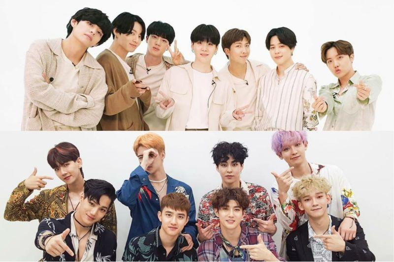 Personel BTS dan EXO ini paling peduli gaya rambut, siapa saja?