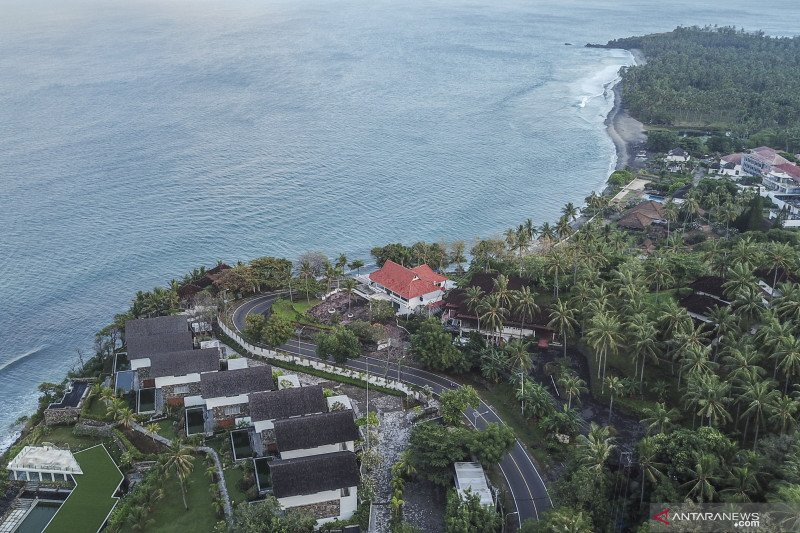 Lombok masuk sepuluh pulau terbaik di Asia