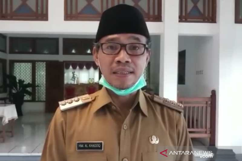 Bupati: Kasus COVID-19 di Kabupaten Temanggung melandai