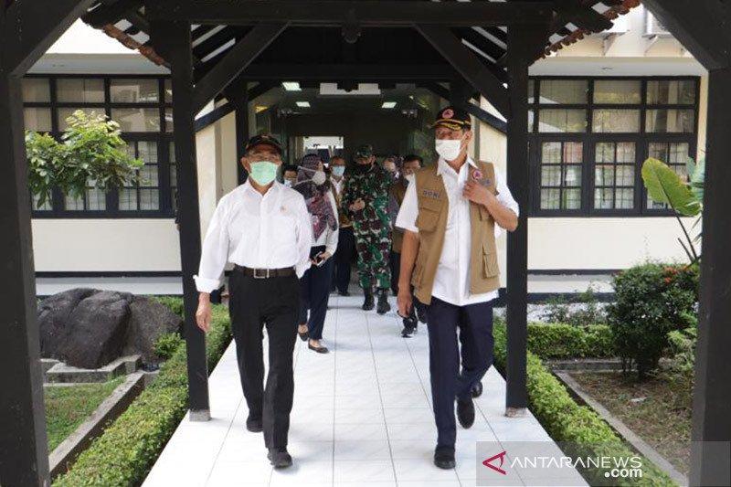 Penggunaan Balai Jasa Konstruksi Surabaya adaptasi Wisma Atlet
