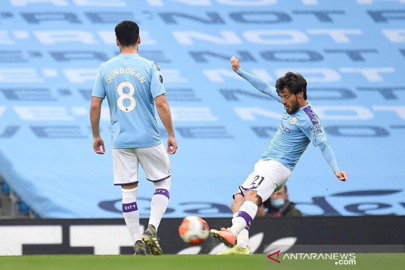 Manchester City buat Bournemouth di ambang degradasi