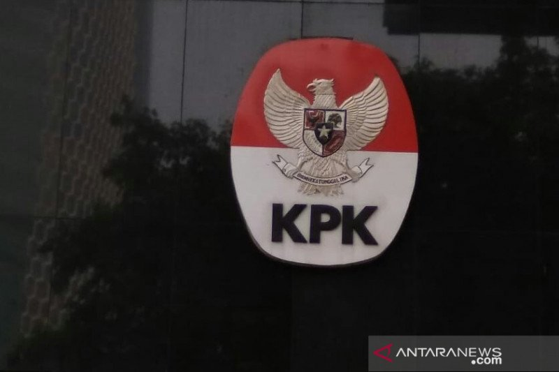 KPK serahkan barang rampasan berupa tanah ke Kementerian ATR/BPN
