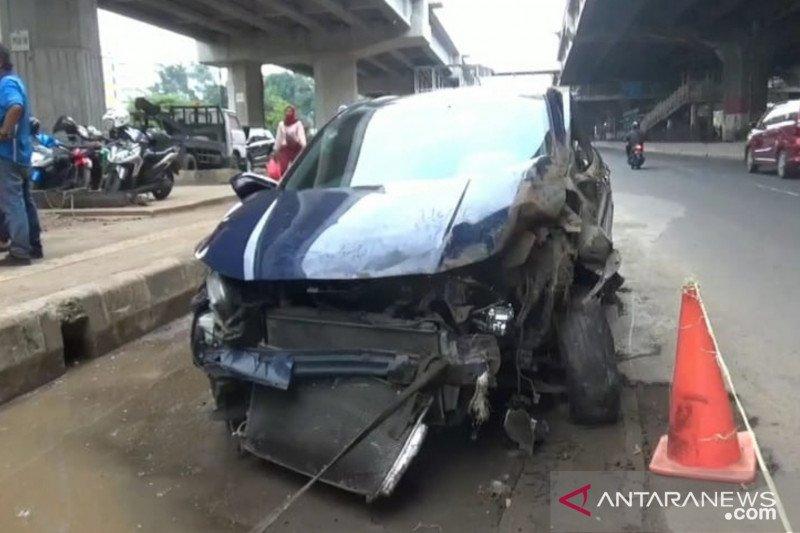 Polisi telusuri pengendara selain Anjani dalam kecelakaan di Jaktim