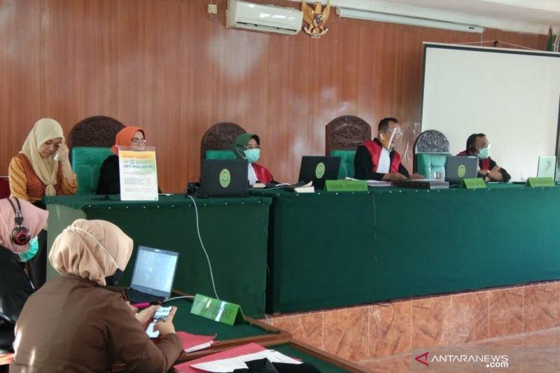 PN Palembang vonis mati dua mafia sabu-sabu