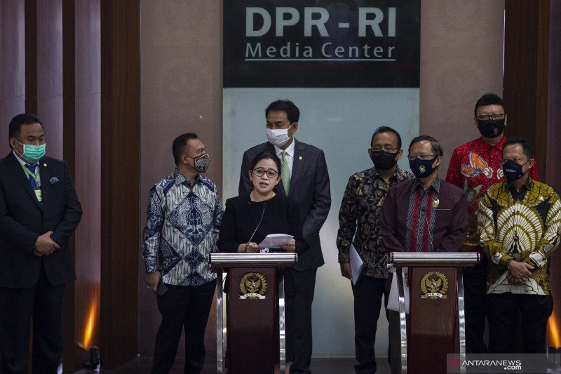DPR terima usulan RUU BPIP dari Pemerintah