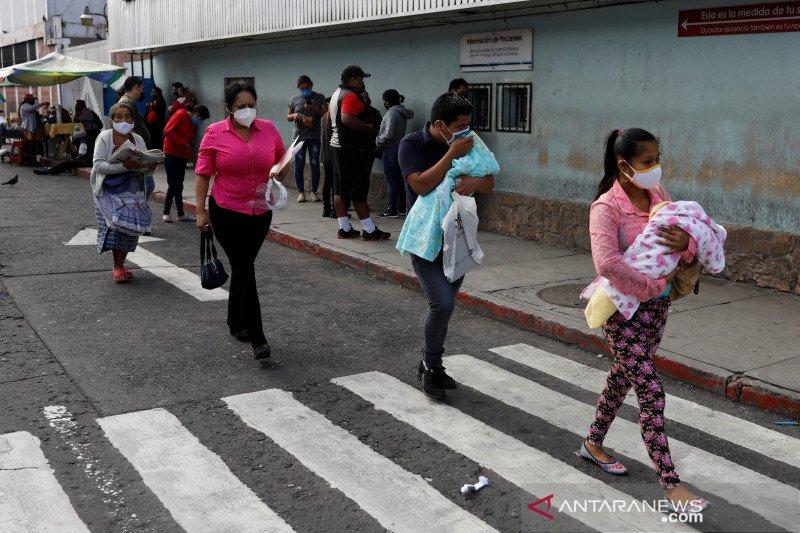 Guatemala blokir perjalanan dari Brazil, Inggris dan Afsel
