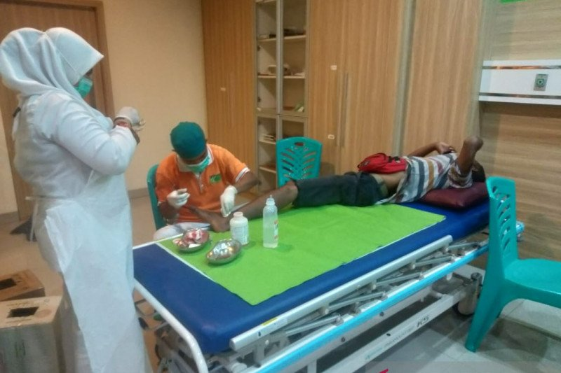 Korban meninggal akibat longsor dan banjir di Kota Sorong empat orang