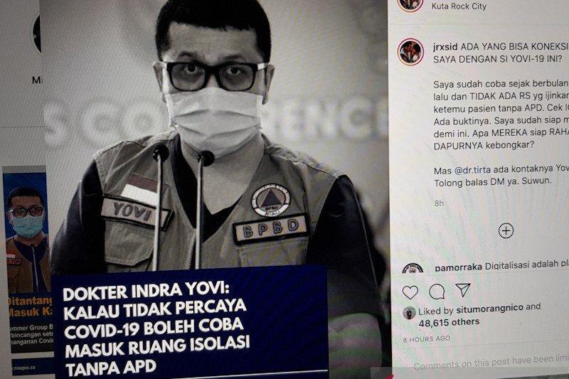 Riau butuhkan strategi ibarat lari maraton tangani pandemi COVID-19