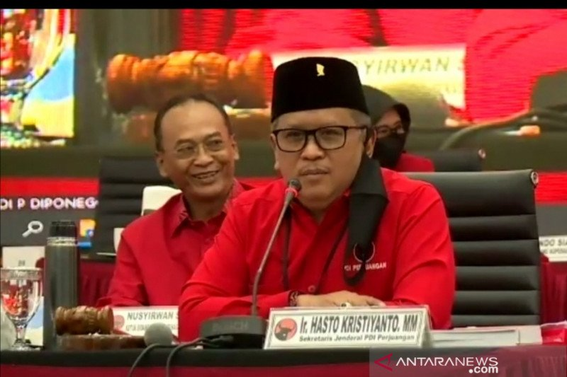 Soal Pilwalkot Medan, Hasto: semua kader harus taat keputusan partai