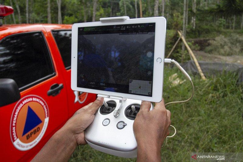Pemetaan potensi bencana Gunung Merapi