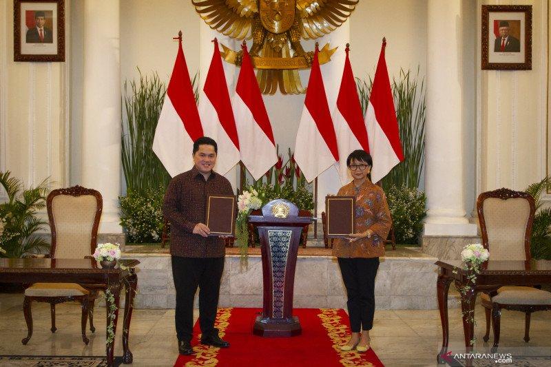 Kemarin, utang luar negeri Indonesia hingga BUMN Go Global