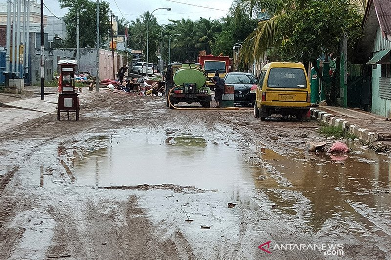 Korban meninggal akibat longsor dan banjir Sorong menjadi lima