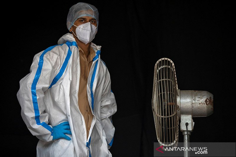 Studi: ICU tanpa AC dapat lindungi dokter dari COVID-19