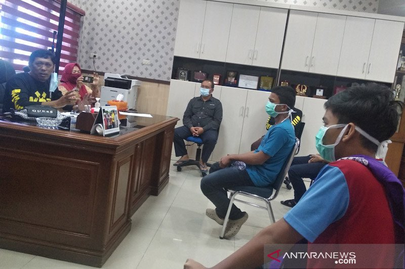 Nelayan anak asal Aceh Timur mengaku diperlakukan baik di Thailand