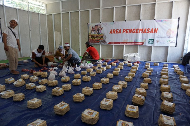 ACT siap distribusikan hewan kurban ke seluruh NTB