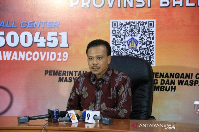 GTPP: 74,15 persen pasien positif COVID-19 di Bali sembuh