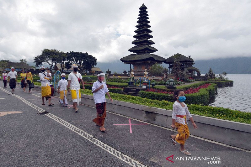 Legislator: Bantu pariwisata Bali berarti turut pulihkan ekonomi RI