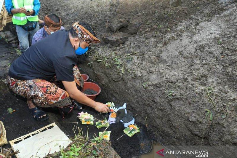 Kabupaten Gianyar bangun pengolahan sampah di Bedulu