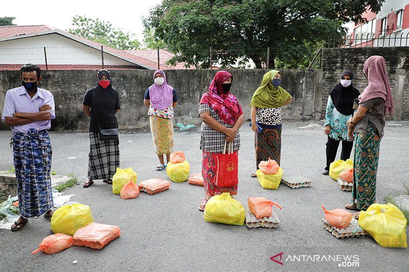 Malaysia berencana deportasi 1.200 pengungsi asal Myanmar